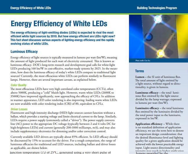 Energy-Efficiency-of-White-LEDs