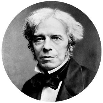 Michael Faraday Portrait