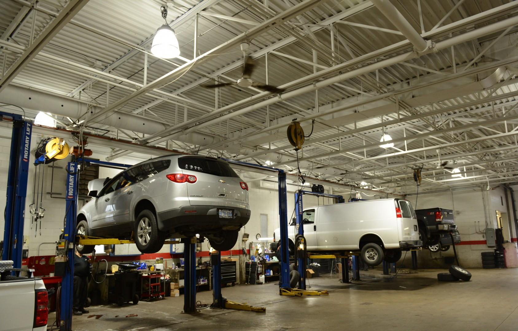 Automobile Dealerships