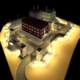 Light-level Simulations