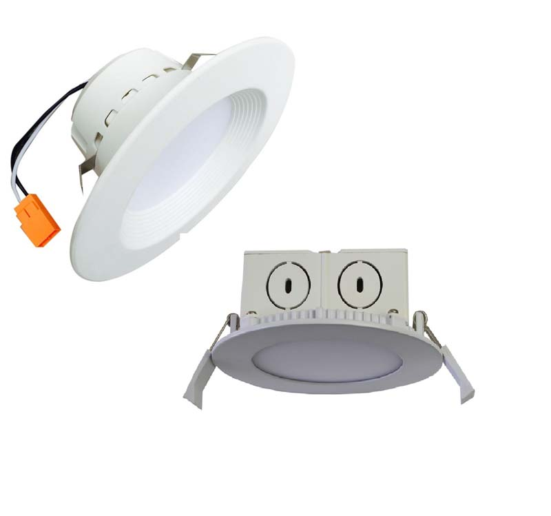 LED Recessed Fixtures & Retrofit Kits