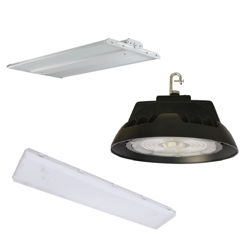 LED Hight Bay Fixtures
