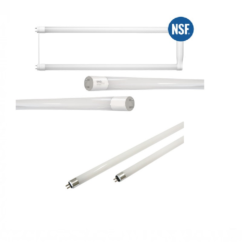 LED T5 / T8 Lamps & Fixtures<br><br>