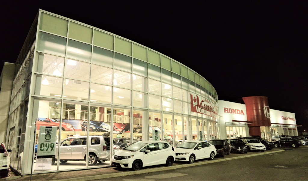 commercial lighting solutions in GTA